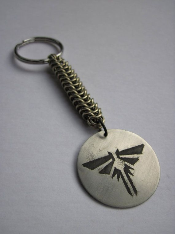 The last of us firefly pendant keychain w by tessachandler the last of us firefly pendant keychain w by tessachandler 2500 aloadofball Image collections