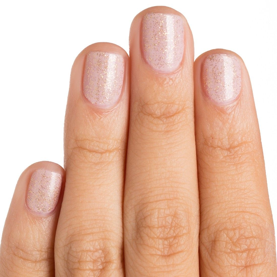 Julep Bonnie: Soft gold microglitter | And A Happy New Year ...