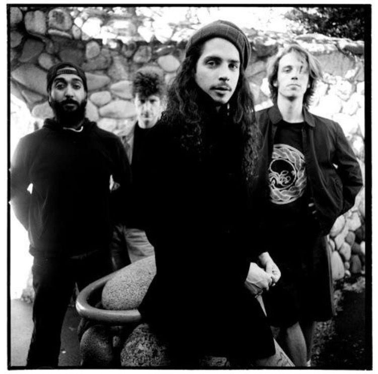 Soundgarden Musicians Pinterest Chris Cornell And Musicians