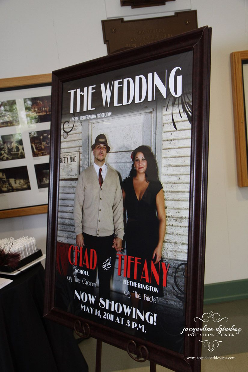 old hollywood theme wedding | tiffany and chad s old hollywood themed wedding from treasured images ...