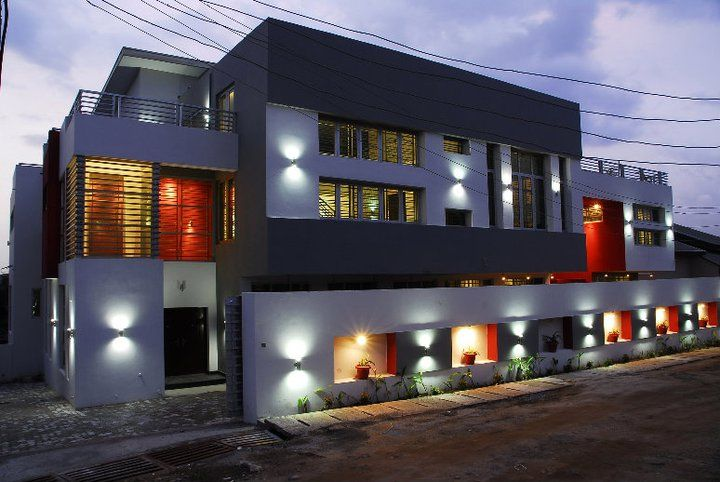 Spectacular designs for Nigerian luxury homes by Haven Homes Mansions homes Expensive houses
