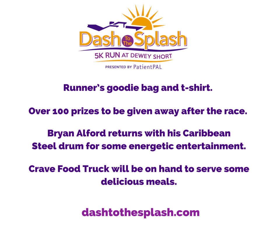 Some exciting highlights happening at this year's #dash15 #5k #race Have you registered yet?
