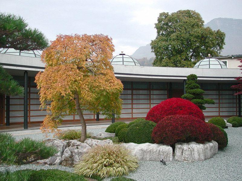 Notter Japan Garten Pius Notter Gartengestaltung Japanischer Garten Garten Asiatischer Garten