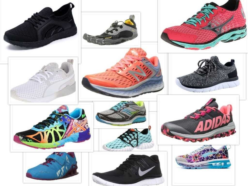 Top 13 Women's Running Shoes 2017 from Different Brands