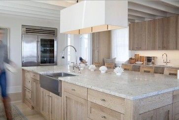 Best Beige Cream Gray Textured Natural Wood Kitchen 400 x 300