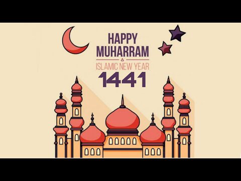 Happy Islamic New Year 2019 Status Urdu New Year 1441 Status Muharram Status Youtube Happy Islamic New Year Islamic New Year Happy Muharram