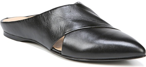 888f21fd1 Naturalizer Simonette Mule in Black. An easy pointy-toe mule is designed  with N5 Contour technology