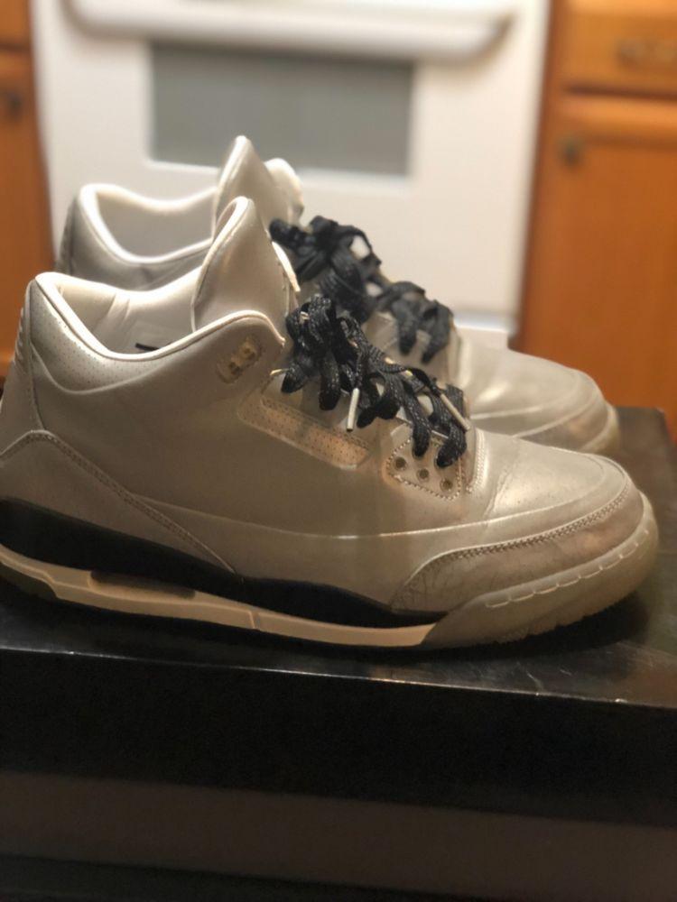 reputable site 52b58 4c11c retro 3 3lab 10.5 reflective  fashion  clothing  shoes  accessories   mensshoes  athleticshoes (ebay link)