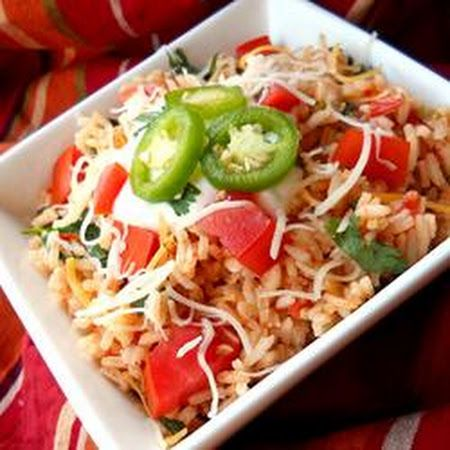Mexican Rice Recipe | Key Ingredient