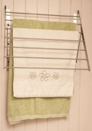 Amazon Com Ikea Wall Mount Clothes Drying Rack 22 Stainless