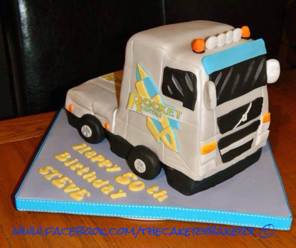 Lorry Cake Torte F 252 R M 228 Nner Motivtorten Ideen Und