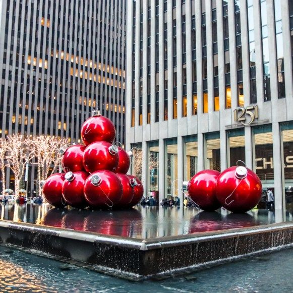Top Things To Do in New York City in December | New york ...