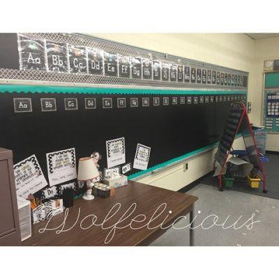 Wolfelicious Classroom Reveal 2016-2017