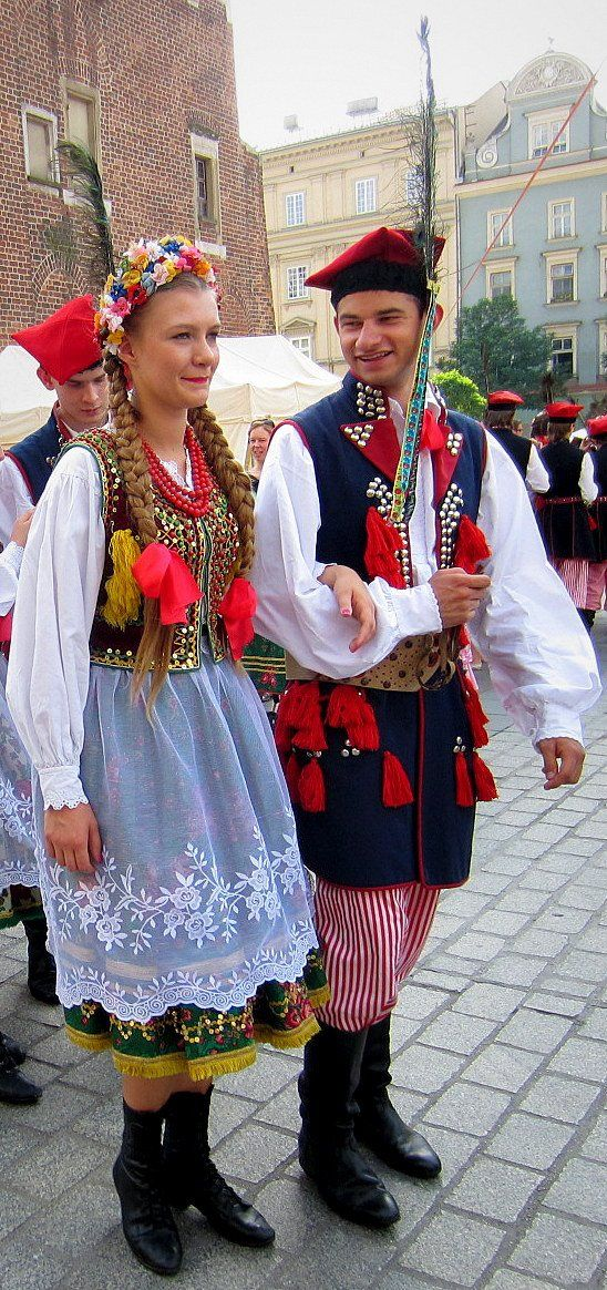 Beautiful Poland Http Www Travelandtransitions Com Destinations Destination Advice Europe Polish Traditional Costume Traditional Outfits Traditional Dresses