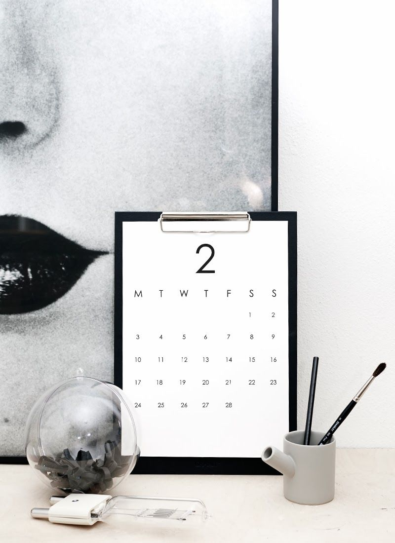 Rk Design Calendar 2014