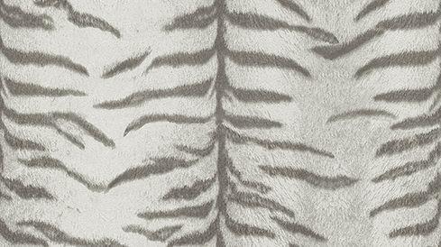 Weißer Tiger - Motive aus der Kollektion Sambesi. #wallpaper #tapete
