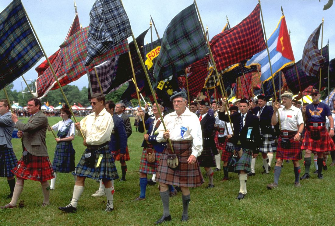 Smart bets Grandfather Mountain Highland Games