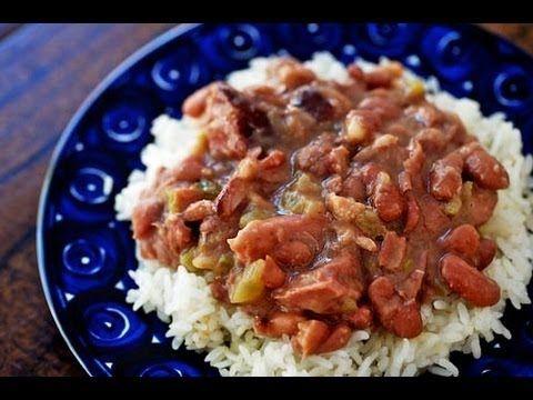 Bean Rice - Quick Recipes - Easy Recipes - How To