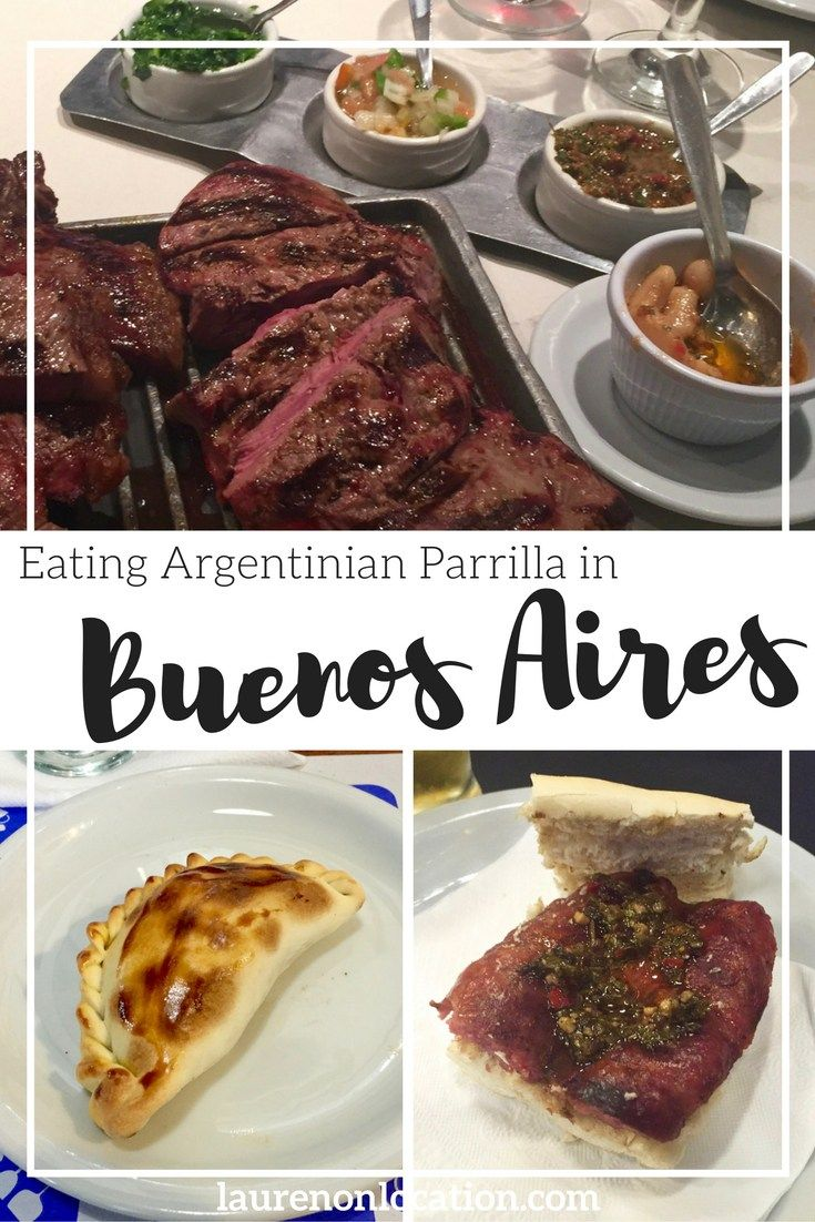 Argentine Eats with Parrilla Food Tours