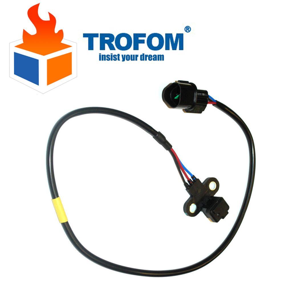 Crankshaft Position Sensor For Mitsubishi Montero 3 0l 3 5l 5s1858 Su4242 Crs1069 J5t25081 Md303649 J005t25 Replacement Parts Electronic Products Jumper Cables