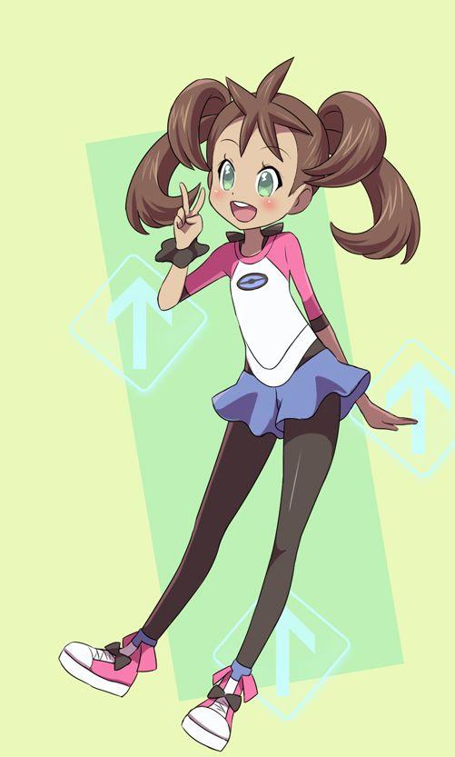 Pokemon Characters by FloisonKeya on DeviantArt