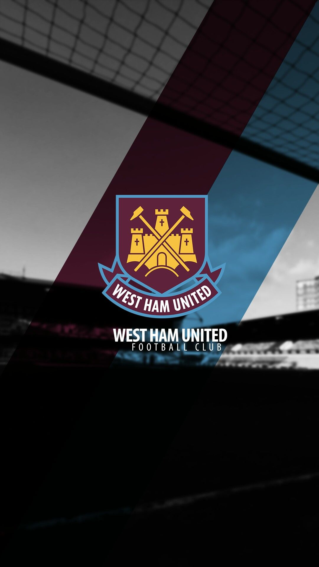 West Ham Wallpaper Sepak Bola Olahraga Desain