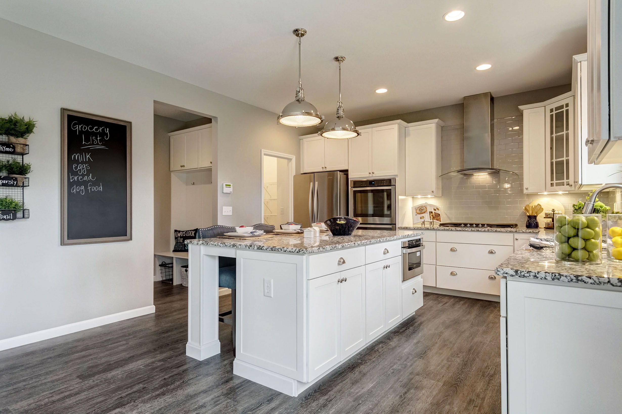 Dover X Brookside Manor Kitchen Island Building A House New Home Builders New Home Construction