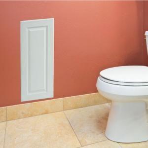 Hy-dit Toilet Plunger Storage Kit | Toilet, Storage and Organizations