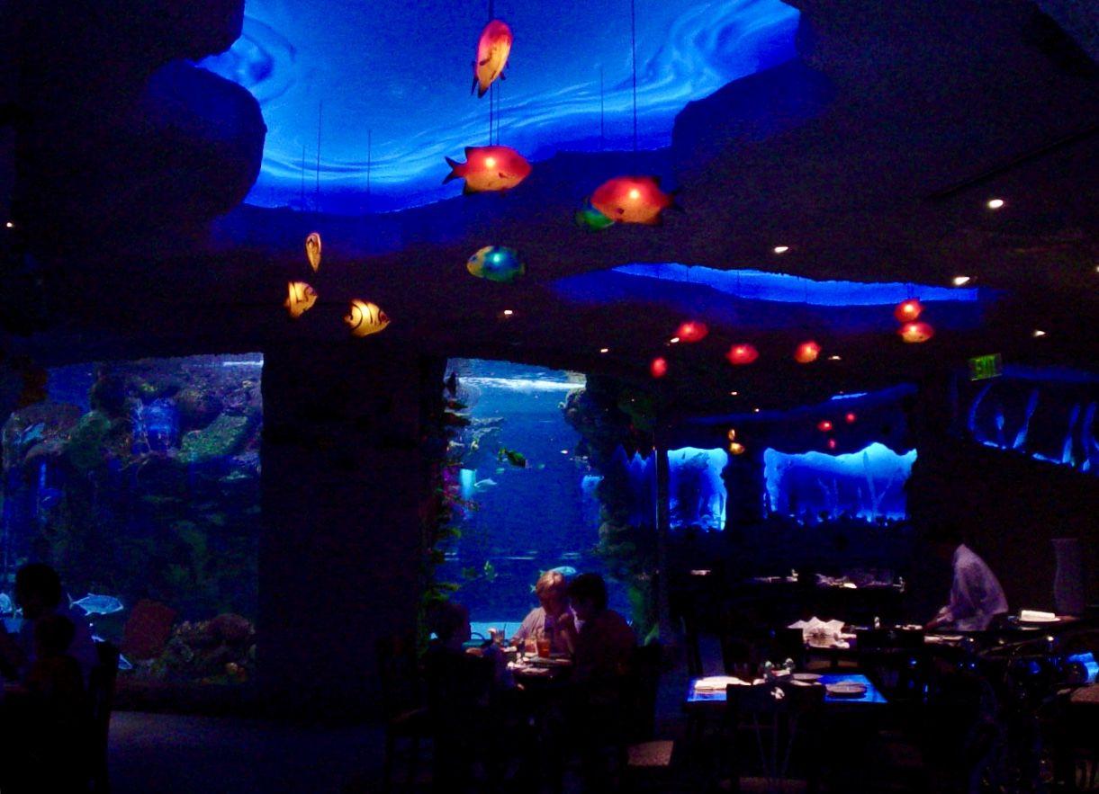 Aquarium Restaurant, Nashville, Tennessee | Tennessee ...