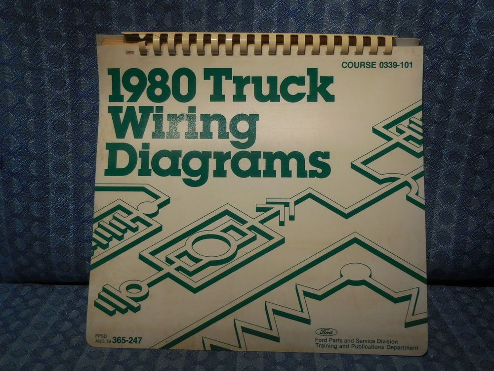 ford f600 truck wiring diagrams 1980 ford truck oem wiring diagrams bronco pickup f600 f800 c cl  ford truck oem wiring diagrams bronco