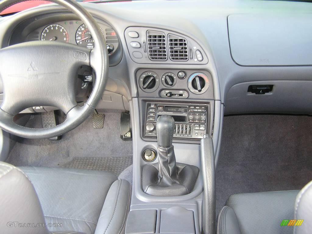 1997 Mitsubishi Eclipse Gst Interior