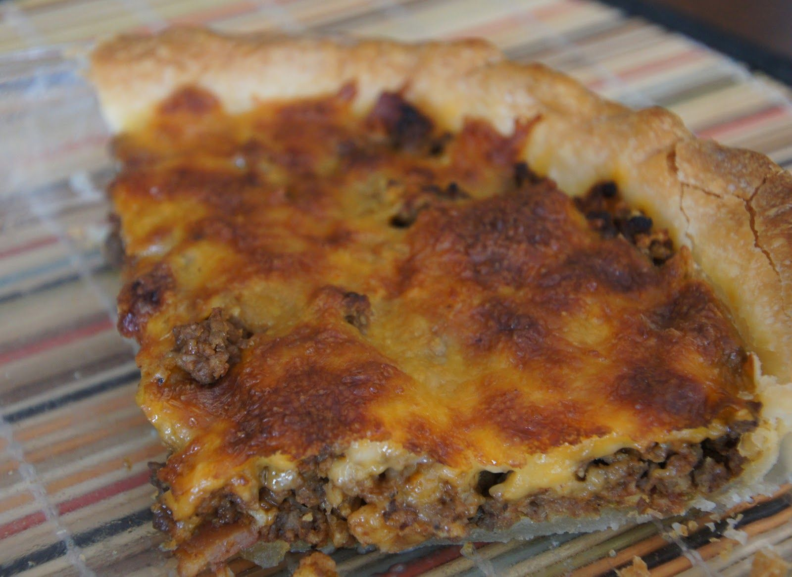 Little Bit of Everything: Bacon Cheeseburger Pie