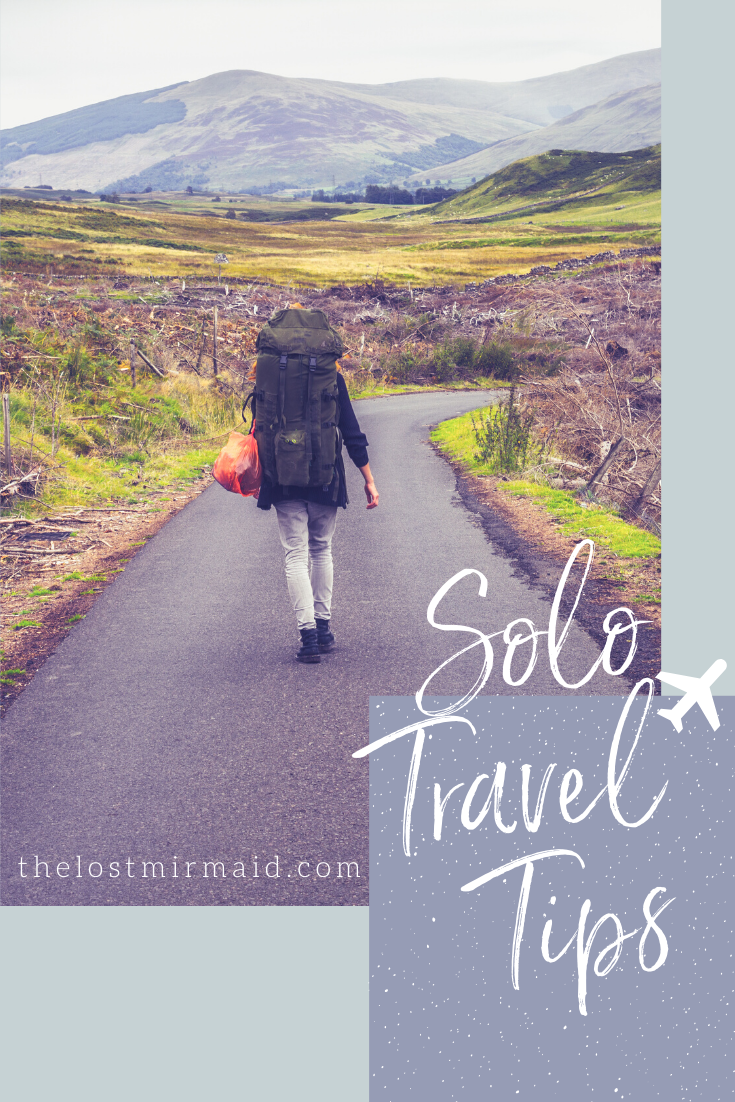 Tips for traveling alone for the first time | How to travel solo | How to safely travel alone internationally | Plan a safe solo trip | Solo Backpacking Tips | Backpacking Alone Tips | Tips for traveling solo across the world | How to prepare for a solo trip #backpacking #solotravel #travel #travelalone