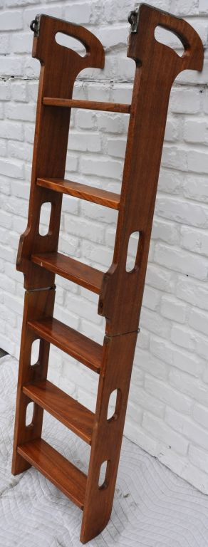 ship's ladder   Folding Ship's Ladder image 2