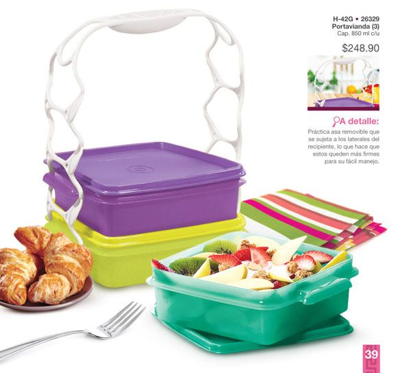 Carnaval de colores tupperware mexicano productos for Botellas tupperware amazon