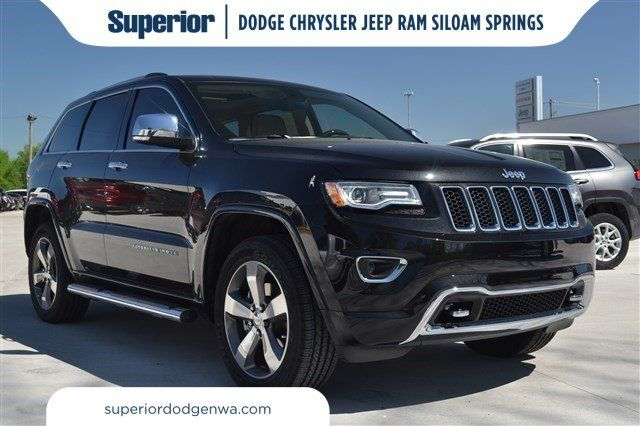 Superior Dodge Siloam >> 2015 Jeep Grand Cherokee Overland In Siloam Springs Ar New Cars