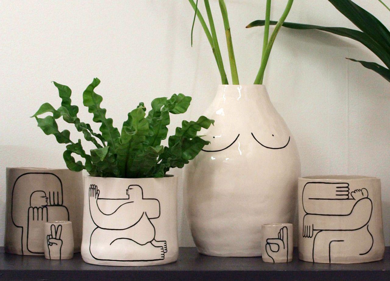 Industrial Design For Designers Lustik Louise Madzia Ceramics Artists On