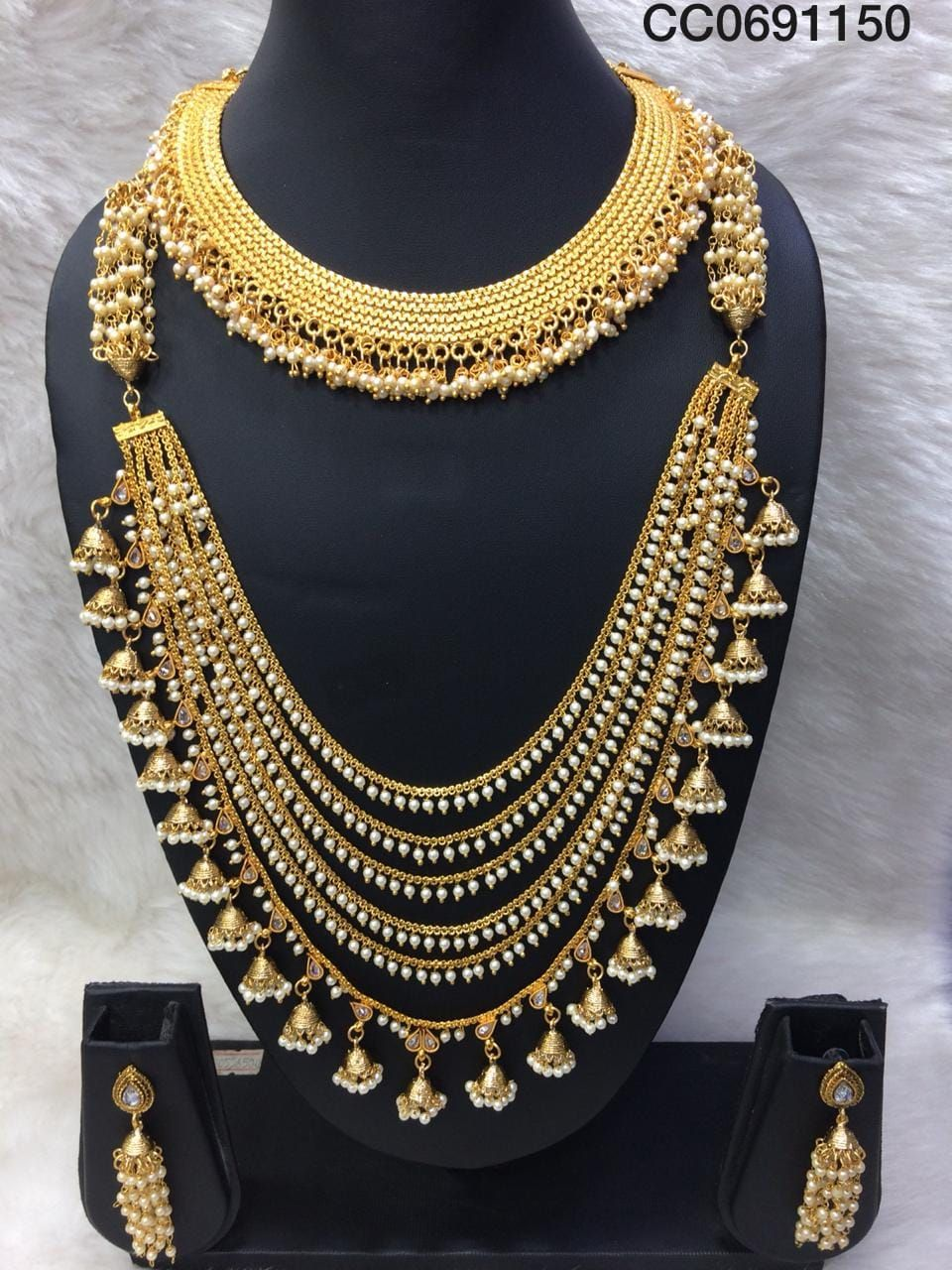 Rent Jewellery Bridal Jewelry Bridal Accessories Jewelry Necklace Set