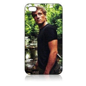 Josh Hutcherson Hard Case Skin for Iphone 5 At Sprint Verizon Retail Packaging