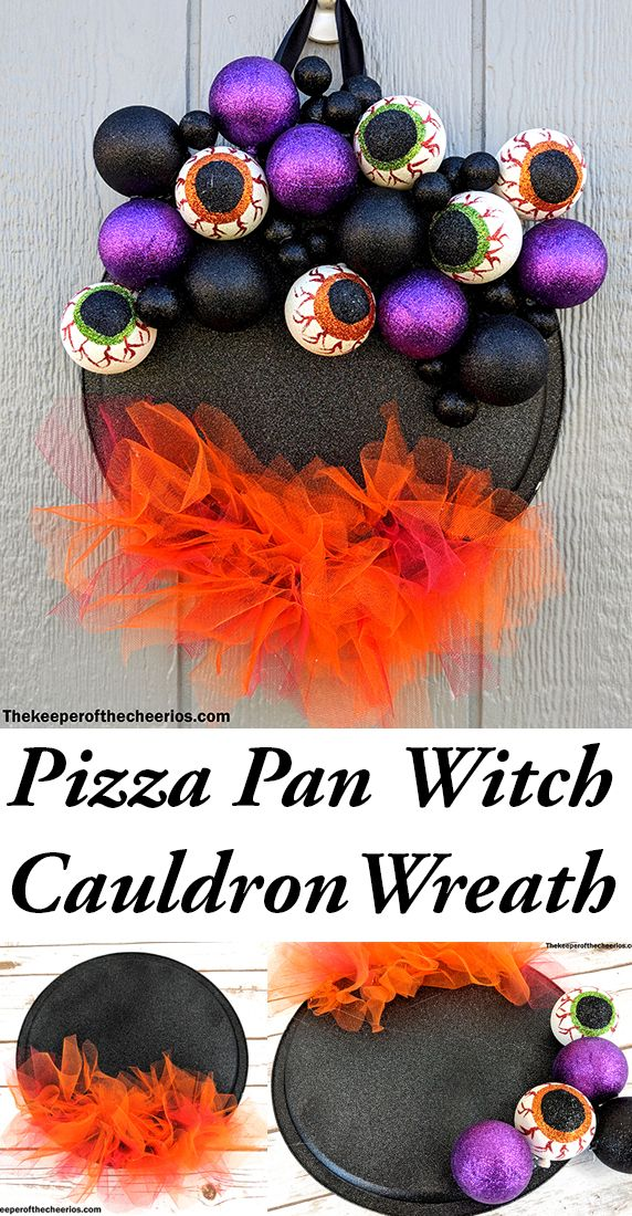 25 halloween crafts wreath