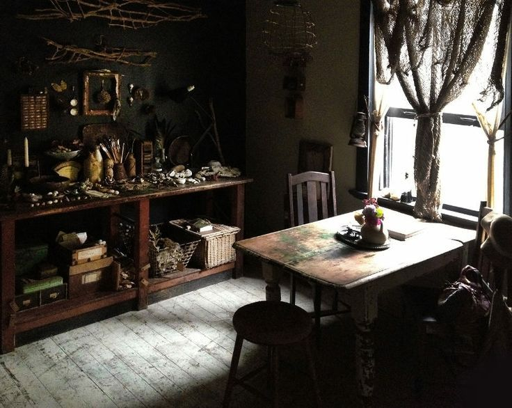 rustic dining | desire to inspire