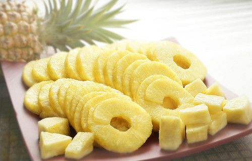 Fruits - ananas