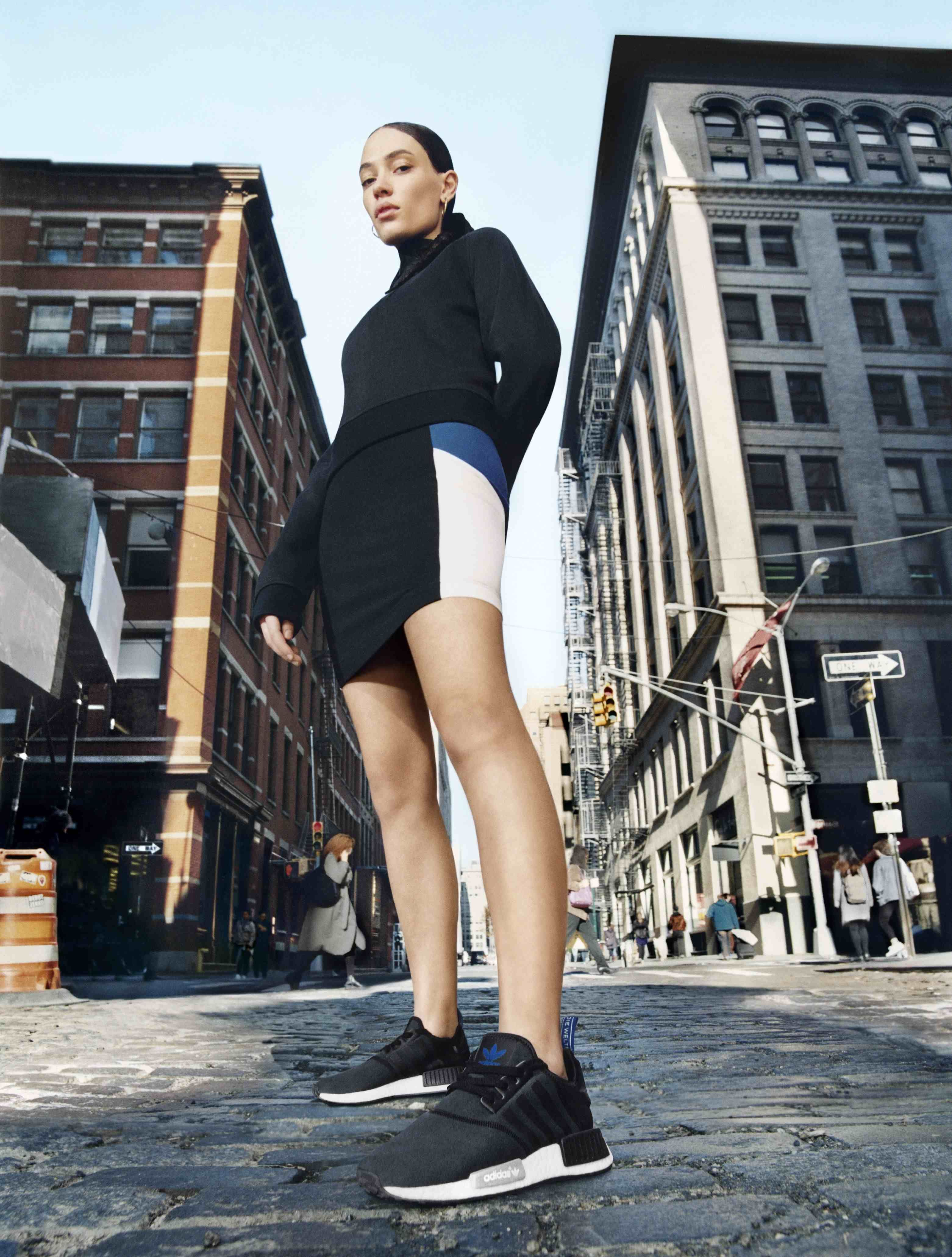 Fashion � Sneakers femme - Adidas NMD