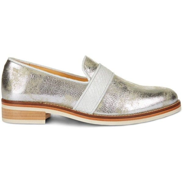 Loafer Lapa (39, Silver Stone) Nine To Five
