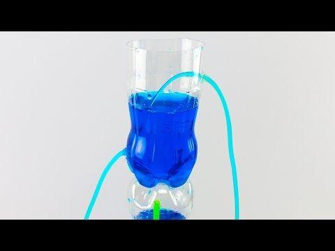 f562ade9f4a Heron s Fountain Three Bottle Fountain - YouTube