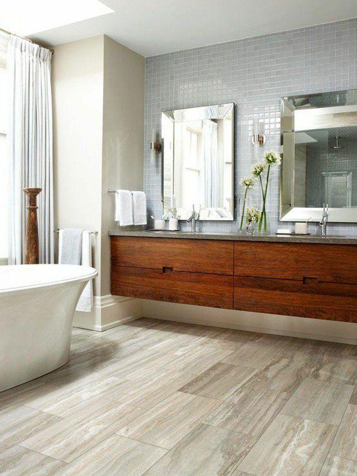 badezimmer gestalten ideen mit zwei spiegel Einmaliges - badezimmer gestalten ideen