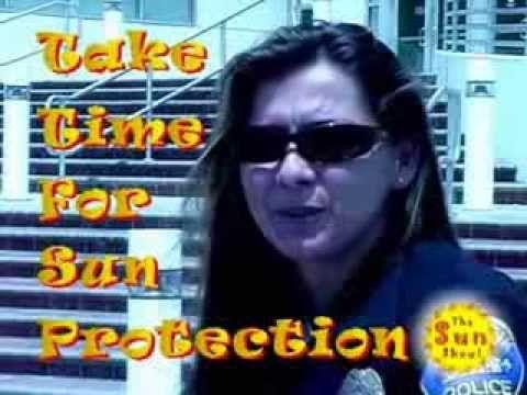 TV PSA Spot - Burbank Police Department - Sun Safety Message