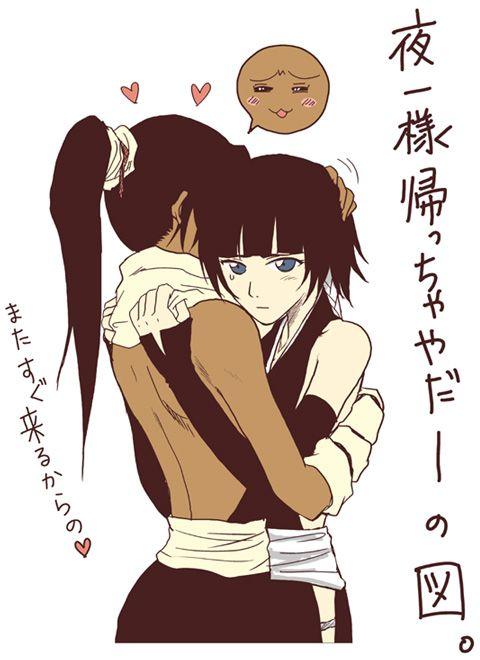 Bleach// Soi fong and Yoruichi