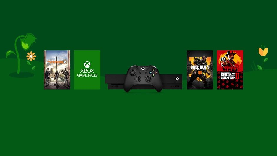 Microsoft Frühlingsangebote im Microsoft Store Xbox