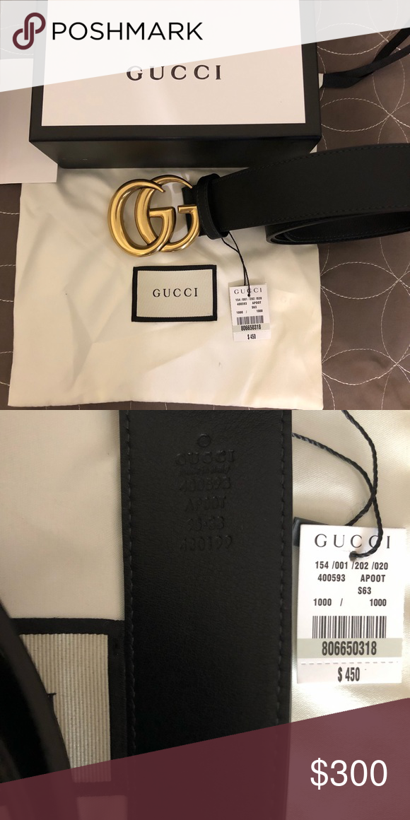 c721c8818e99 Gucci double g marmont belt Gucci double g marmont belt. Comes with box and dust  bag Gucci Accessories Belts